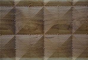 pannello 3D in legno