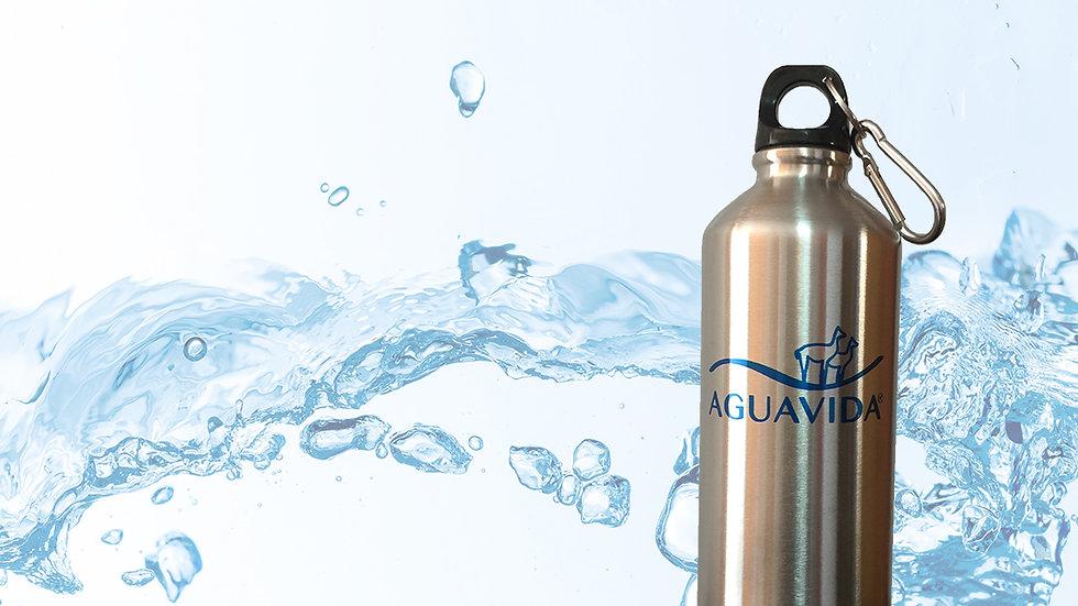 Botella Metálica Re-utilizable