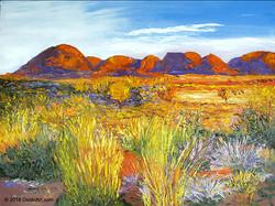 Australia Timeless Land