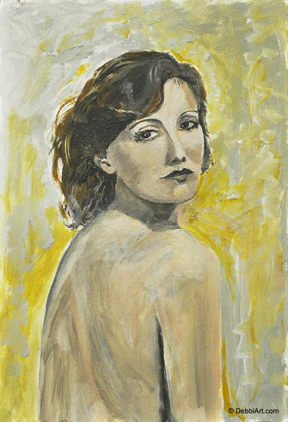 Greta Garbo #2
