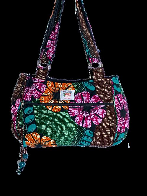Kitenge 40 Beatrice Bag