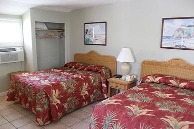 One Bedroom Suite – Ocean Front