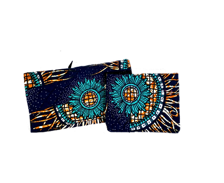 Kitenge 45 Wallet