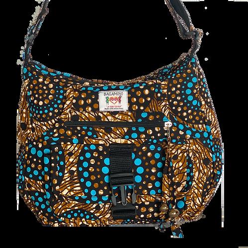 Kitenge 41 MoonShaped Special Bag