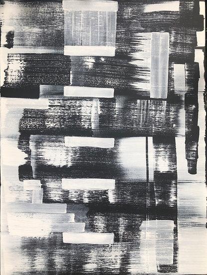 Black & White, 3 Layers