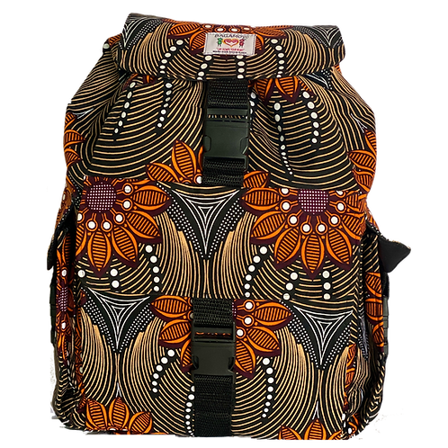 Kitenge 44 Backpack #2