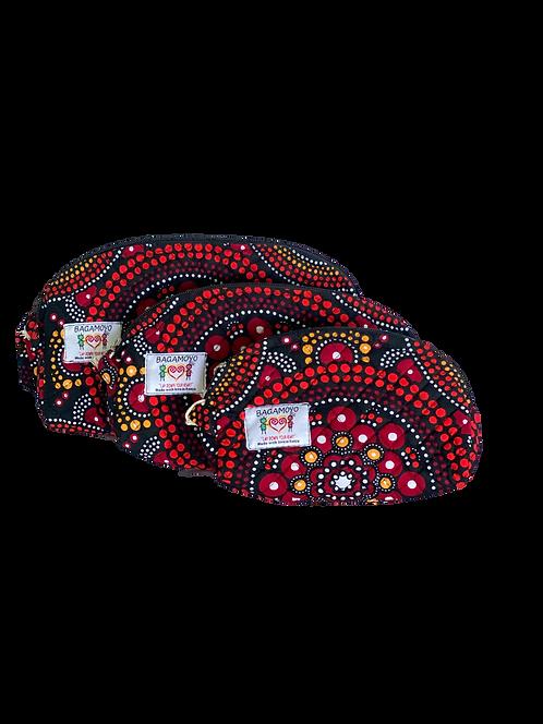 Kitenge 42 Cosmetics Bag