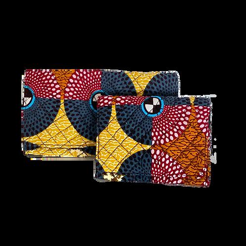 Kitenge 39 Wallet