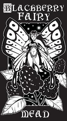 Blackberry Fairy Mead