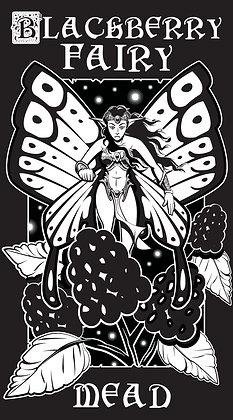 Blackberry Fairy Label Unisex T-Shirts