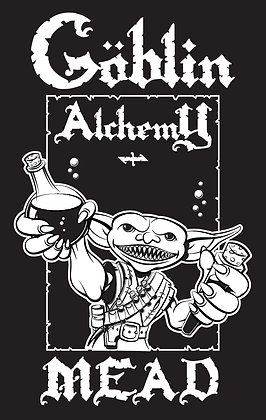 Goblin Alchemy Label Unisex T-Shirts