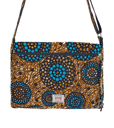 Kitenge 41 Laptop Bag