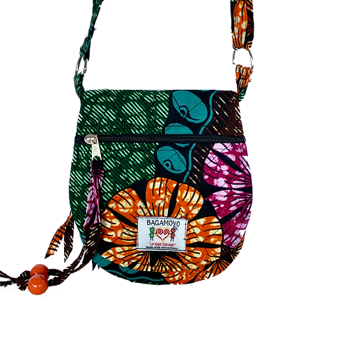 Kitenge 40 Mini Bag #1
