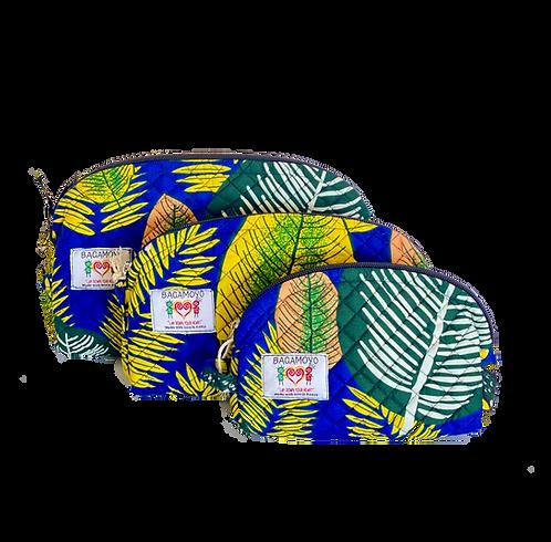 Kitenge 47 Cosmetics Bag #1