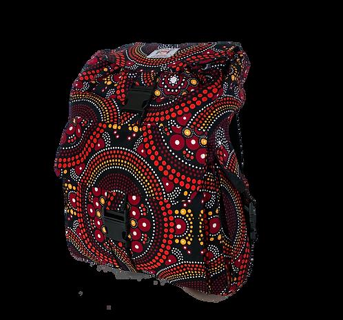 Kitenge 42 Backpack #2