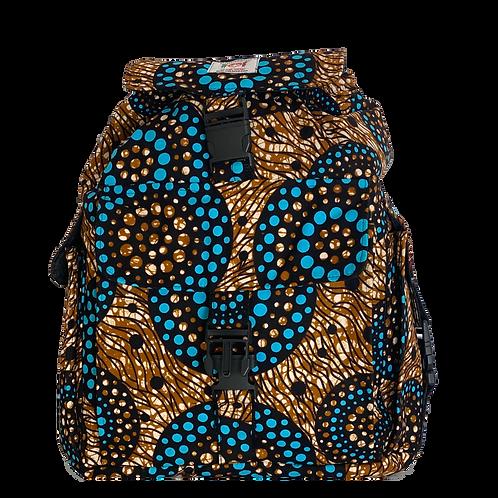 Kitenge 41 Backpack #2