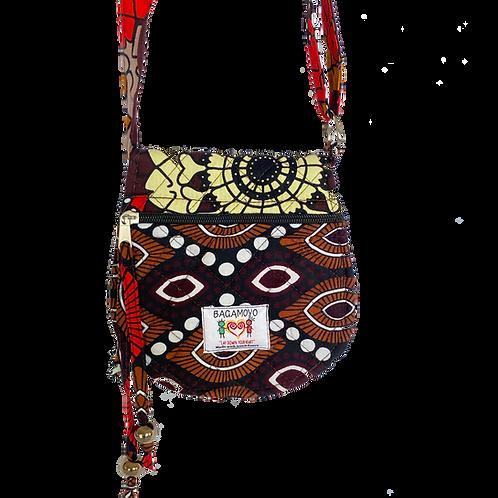 Kitenge 43 Mini Bag #1