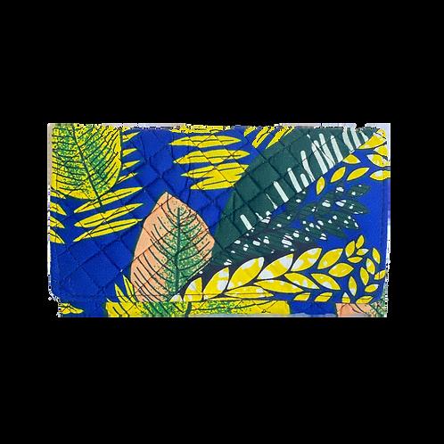 Kitenge 47 Large Wallet #3