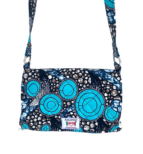 Kitenge 25 Beryl Bag