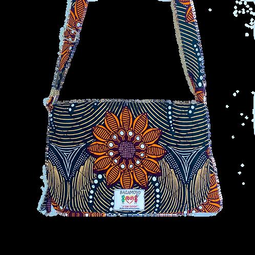 Kitenge 44 Beryl Bag #1