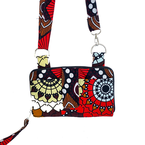 Kitenge 43 Abbey Bag