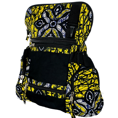 Kitenge 46 Backpack #3