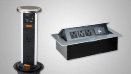 Power & Cable Management