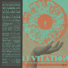 50th Year Anniversary Reunion - 13th Floor Elevators performing at Levitation Psych Fest 2015 @ Cars