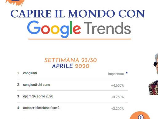 Capire il Mondo con Google Trends