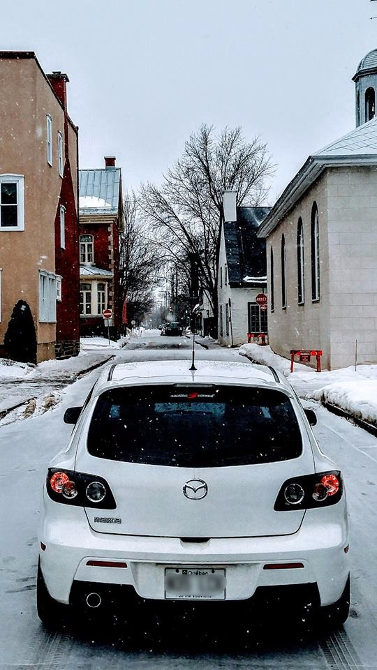 Mazda3Quebec Sticker 2x10 7