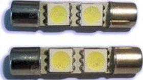 Festoon 28mm 0,5W 36L SLIM
