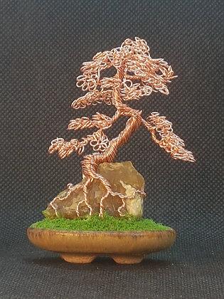 Copper on rock 85mm