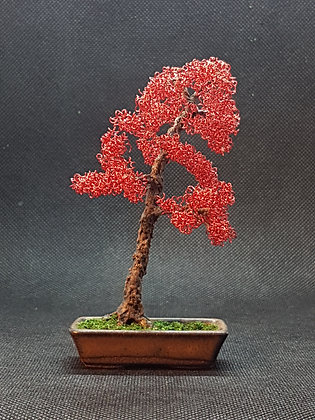 Red Copper with coated trunk
