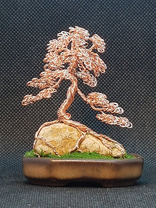 Copper on rock 8.5cm