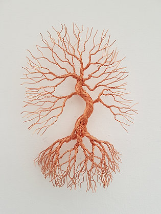 Wire Wall Art (ref 2)