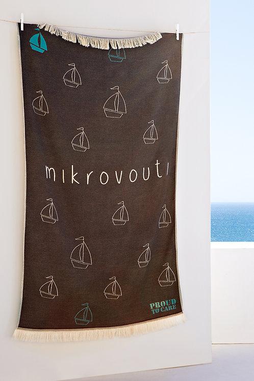 Regatta Indigo Sustainable Beach Towel