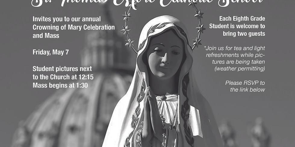 Mary Celebration & Mass