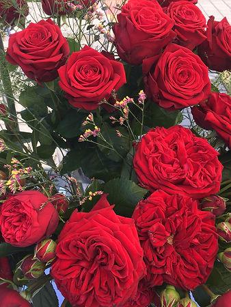 Schnittblumen Rosen