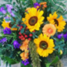 Blumenstrauss Sonnenblumen