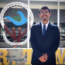 PICQ Rep in Tuvalu