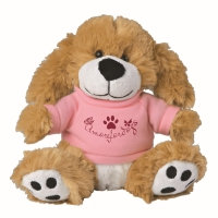 6-inch Amore for Dogs , dog with T shirt!  $12 donation