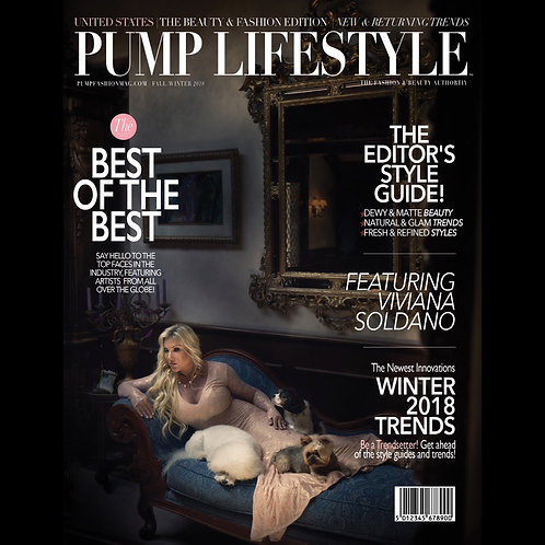 Pump Lifestyle Magazine $50 donation