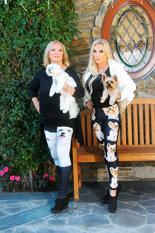 YORKIE Leggings $95 donation