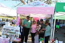 Amore For Dogs booth
