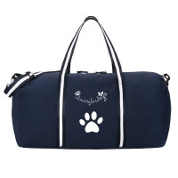 Cotton Weekender Duffle!  $50 donation