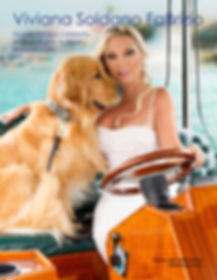 Viviana FaBrizio founder of Amore for Dogs