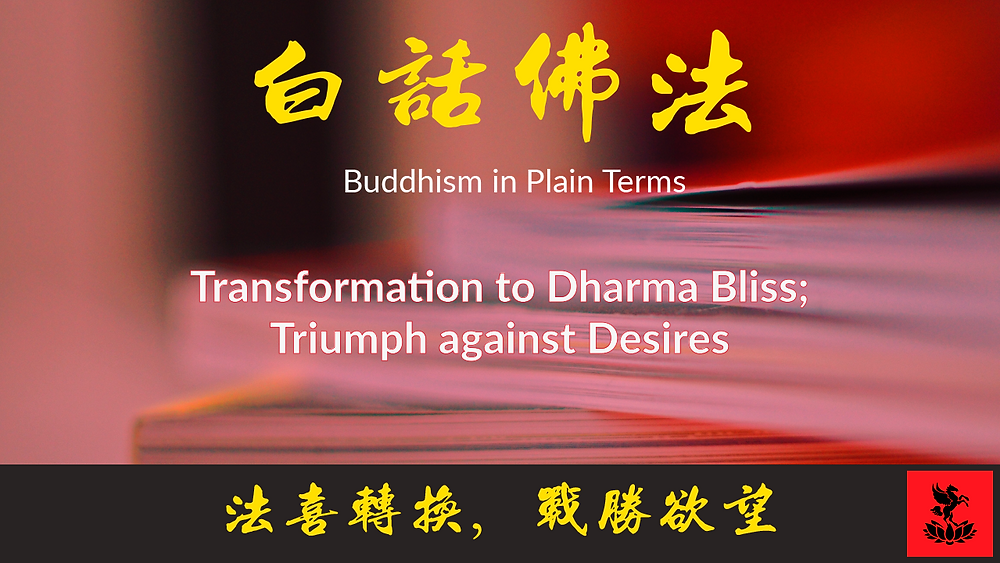 Guan Yin Citta Buddhism in Plain terms Volume 3 Chapter 5