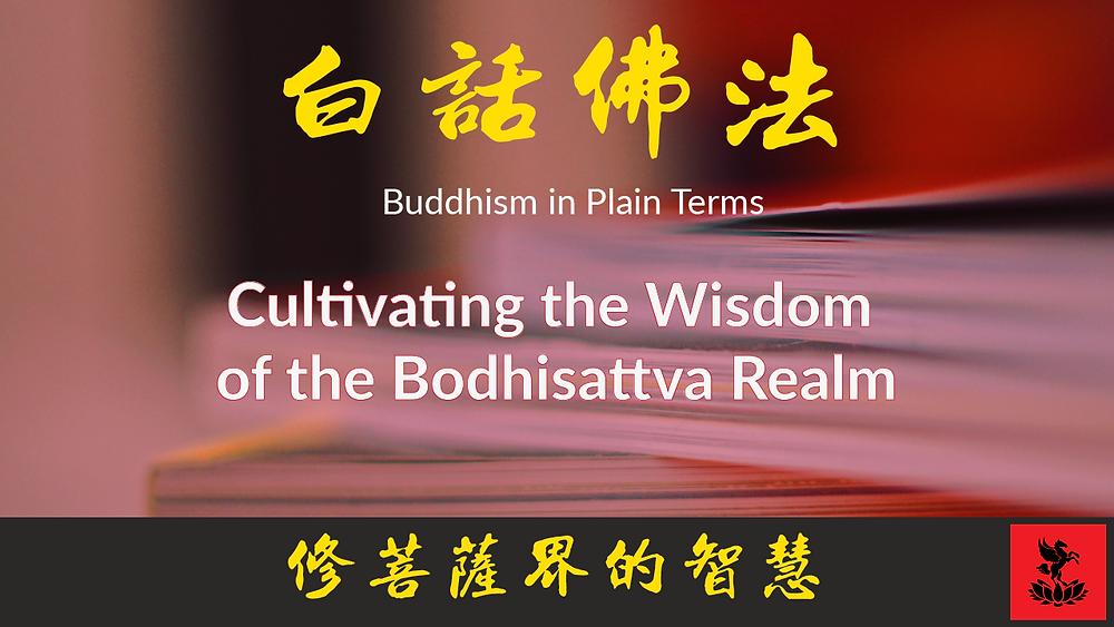 Guan Yin Citta Buddhism in Plain terms Volume 3 Chapter 12