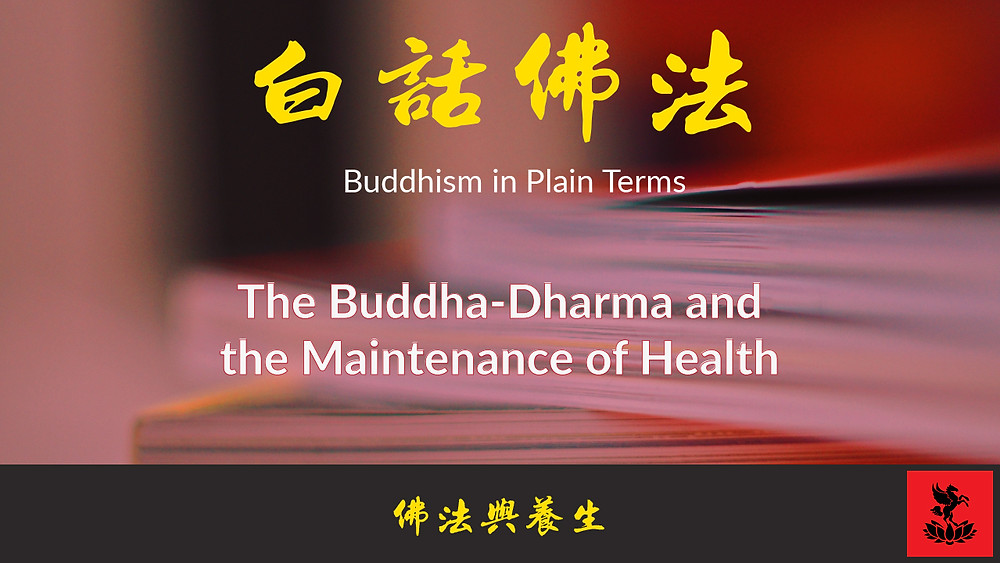 Buddhism in Plain Terms Volume 1 Chapter 19