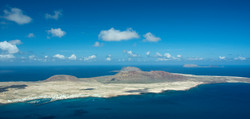 Isla Graciosa from Lanzarote